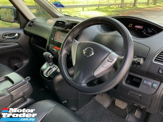 2018 NISSAN SERENA 2.0L HIGHWAY STAR (A) 1 Lady Owner Only TipTop