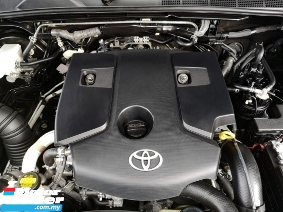 2014 TOYOTA HILUX Toyota HILUX 2.4 G VNT TURBO (M) N/FACELIFT WRRNTY