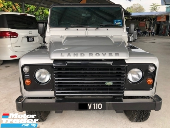 2013 LAND ROVER DEFENDER 2.2 110  (M)YEAR END SALES