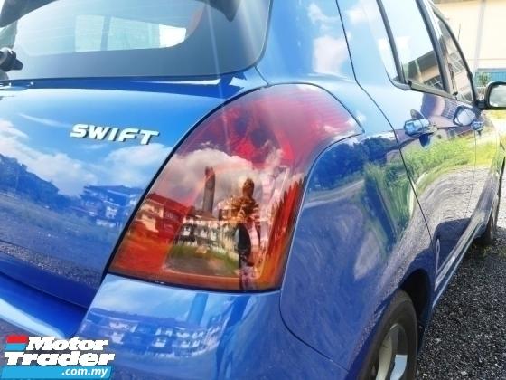 2009 SUZUKI SWIFT 1.5 (AUTO) New Paint Keyless Xlesen Loan DP3K