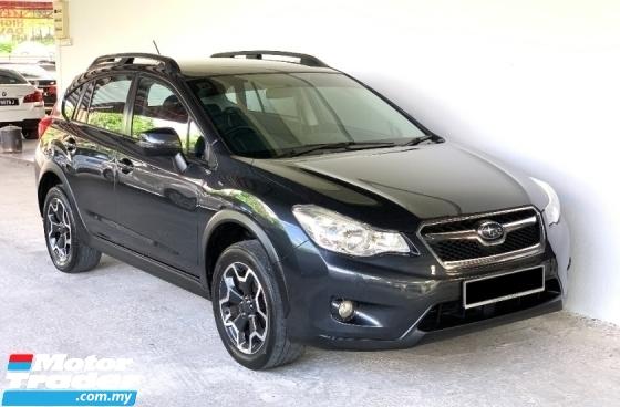 2013 SUBARU XV 2.0i Auto AWD High Spec Premium Model