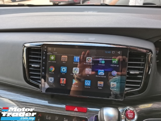 2014 HONDA ODYSSEY Honda Odyssey 2.4L Abosolute (A) REG 2018