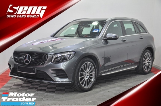 2017 MERCEDES-BENZ GLC 250 Variant