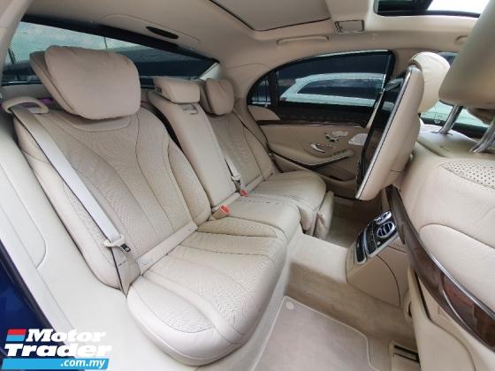 2017 MERCEDES-BENZ S-CLASS S400L Hybrid AMG Reg 2018 *13k km* Facelift
