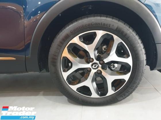 2019 RENAULT CAPTUR 1.2cc Turbocharged E6