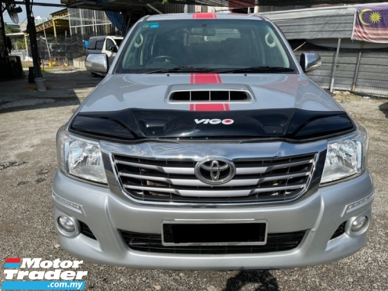2015 TOYOTA HILUX 2.4 VNT 4WD WITHOUT CANOPY