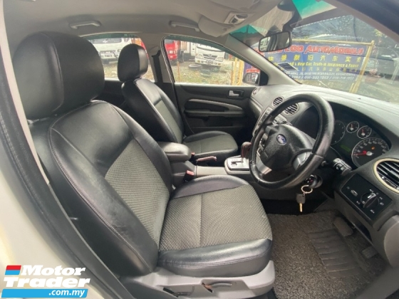 2008 FORD FOCUS 2.0 SPORT (A) CASH ONLY