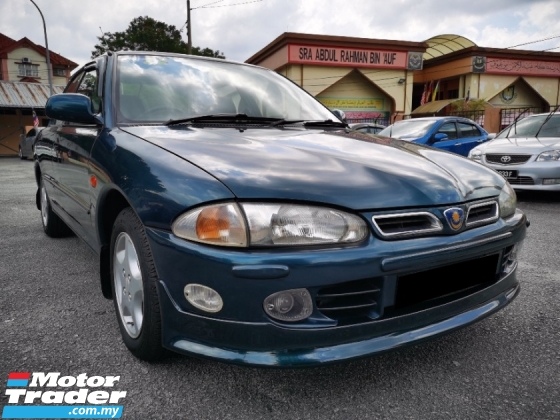 1997 PROTON WIRA 1.6XLi (A) 1 OWNER - TIP TOP CONDITION - PERFACT