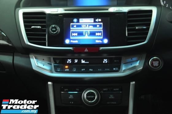2014 HONDA ACCORD CP Sedan 4dr i-VTEC VTi-L Auto 5sp FWD 2.0i