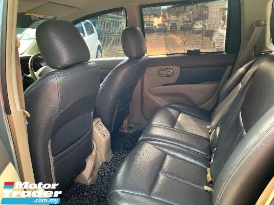 2011 NISSAN GRAND LIVINA 1.8 Luxury MPV(AUTO) FREE MOTORSIKAL BARU+CASHBACK 1K+BELI PANDU DULU6 BULAN PERTAMA TAK PAYAH BAYAR
