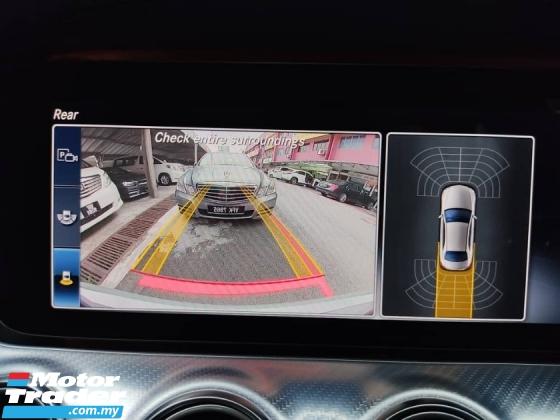 2019 MERCEDES-BENZ E-CLASS E200 2.0 CGI AVANTGARDE (CKD)