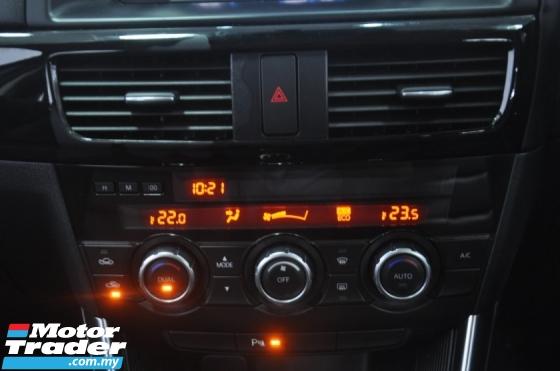 2015 MAZDA CX-5 2.0 SkyActiv-G 2WD High Spec