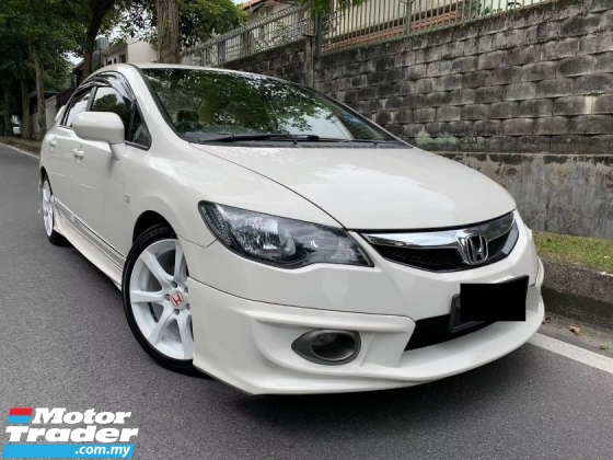 2010 HONDA CIVIC 1.8  (A) FULL BODYKIT GOOD CONDITION LADY OWNER