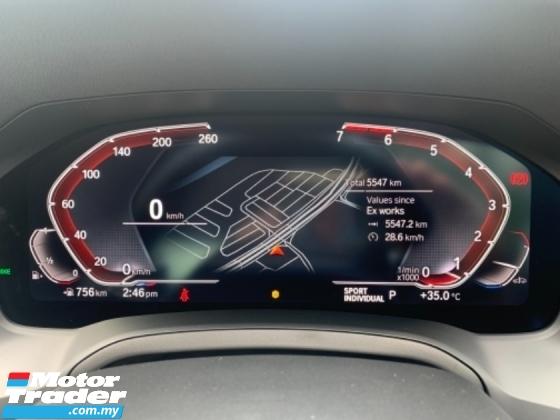 2019 BMW 3 SERIES 330I M-SPORT 2.0 (CBU) (G20) Mileage 5k only
