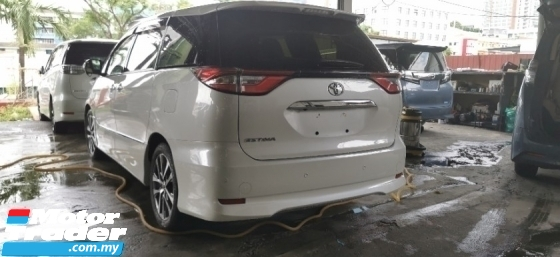 2017 TOYOTA ESTIMA 2.4 BERRY EDITION / POWER BOOT / READY STOCK OFFER / 5 YEARS WARRANTY UNLIMITED KM