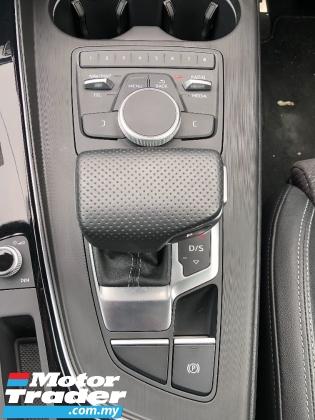 2017 AUDI A5 New Model S-Line Quattro 2.0 Turbo SportBack Full Spec Sun Roof Keyless Entry Matrix LED P/Shift