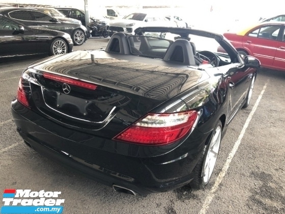 2016 MERCEDES-BENZ SLK Grade 5A !!! SLK200 AMG 2.0 Turbo (New Engine) 9G (9 Speed) Original Low Mileage Perfect Condition