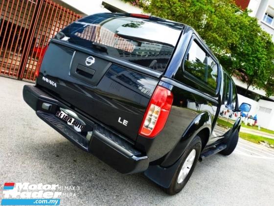 2012 NISSAN NAVARA 2.5L 4X4 (A) Leather Seat