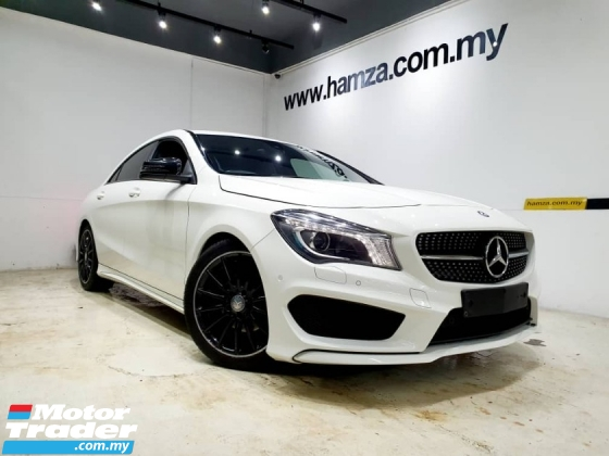 2016 MERCEDES-BENZ CLA 180 1.6 AMG UNREG