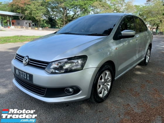 2016 VOLKSWAGEN POLO 1.6 (A)  FACELIFT Full Service Record 1 Lady Owner