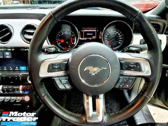 2017 FORD MUSTANG ECOBOOST SHAKER AUDIO UNREG