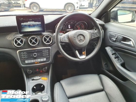 2018 MERCEDES-BENZ GLA 200 (A) Night Edition AMG *Mil 27K KM* Facelift