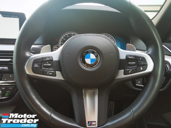 2017 BMW 5 SERIES 530I M-SPORT - BMW Display Key - UK Unreg