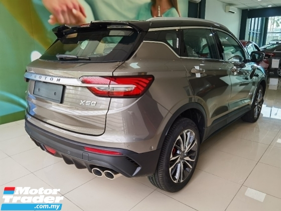 2020 PROTON X50 1.5 TURBO / SENANG LOAN / DOOR TO DOOR SERVICE
