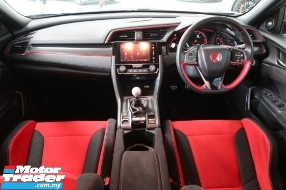 2018 HONDA CIVIC 2.0 TYPE R VTEC TURBO FK8R CNY SALE SPECIAL