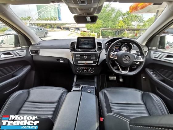 2015 MERCEDES-BENZ GLE GLE450 Coupe AMG 4.Matic Premium Plus Full Spec {Genuine Mileage} GLE 450 GLE43 GLE 43