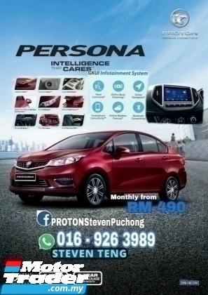 2021 PROTON PERSONA 1.6 PREMIUM
