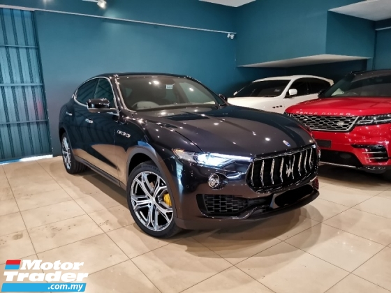 2019 MASERATI OTHER Levante 3.0L Q4 TurboCharged {Petrol}{100%-Genuine Mileage* Excellent Condition} Cayenne Velar Sport