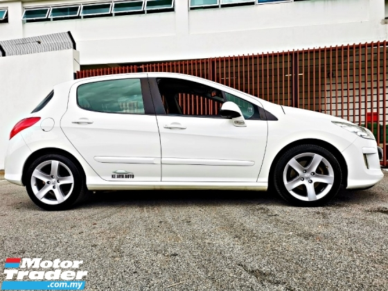 2012 PEUGEOT 308 Turbo (A) L0aN K3Da1 Muk0 C1k1t