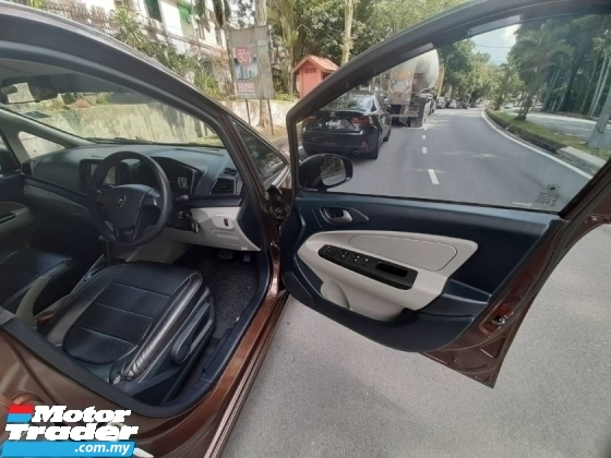 2017 PROTON PERSONA 1.6 ELEGANCE HIGH LINE(A) FULL LEATHER SEAT