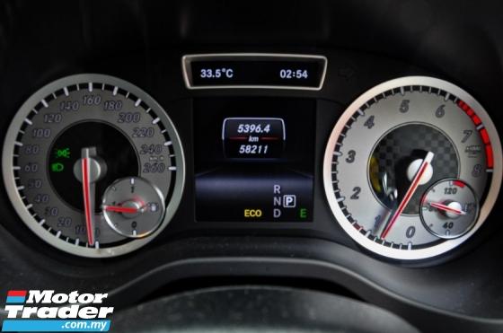 2013 MERCEDES-BENZ A-CLASS A250 SPORT Mileage 50K km Only