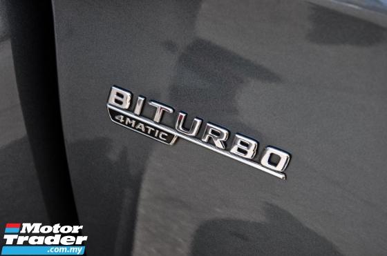 2018 MERCEDES-BENZ GLC 43 AMG Performance Spec Under Warranty Hap Seng