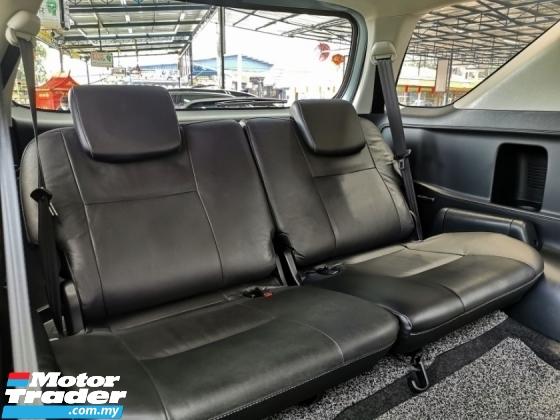 2015 TOYOTA FORTUNER Toyota FORTUNER 2.7 V TRD BODYKIT RevCAM WARRANTY