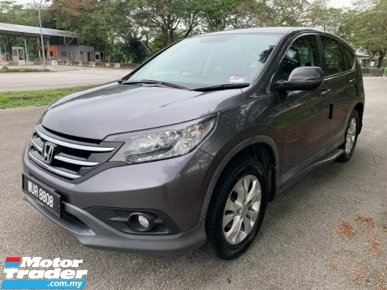 2015 HONDA CR-V 2.0 (A) 4WD 1 Lady Owner Only Original Paint