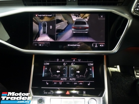 2018 AUDI A7 3.0L 55 S.Line TFSi Quattro{Excellent Condition* 100%-Accident Free* See To Believe} A8 740Li S400