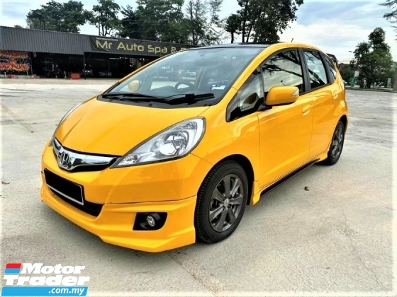 2013 HONDA JAZZ 1.5 VTEC (A) FREE SMARTPHONE OR  ANDROID