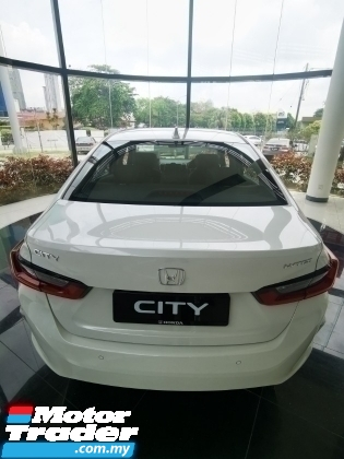 2021 HONDA CITY V SPEC