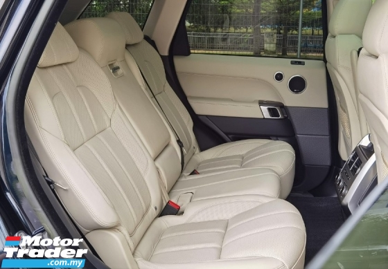 2015 LAND ROVER RANGE ROVER SPORT 2015 LAND ROVER RANGE ROVER SPORT 3.0 HSE PETROL JAPAN SPEC CAR SELLING PRICE ( RM 328,000.00 NEGO )