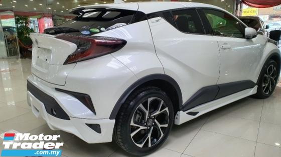 2017 TOYOTA C-HR TOYOTA C-HR GT 1.2 TURBO TRD