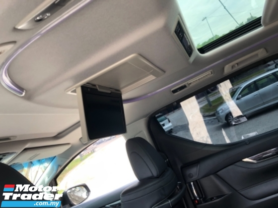 2018 TOYOTA VELLFIRE Unreg Toyota Vellfire ZG 2.5 Facelift 360view Sun Roof Modelista Bodykit Push Start Leather Seats 7G