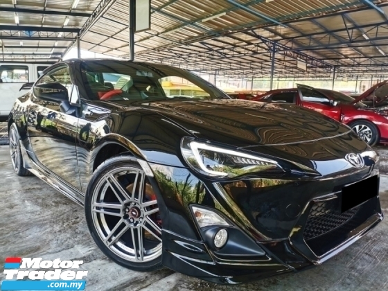 2013 TOYOTA 86 Toyota 86 2.0 (A) L/MILES JAPAN GT SPORT EDITION