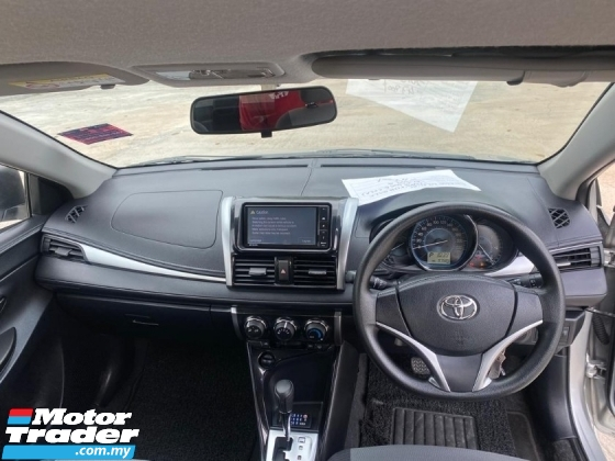 2013 TOYOTA VIOS E 1.5 (A) CARKING  FREE SMARTPHONE OR ANDROID