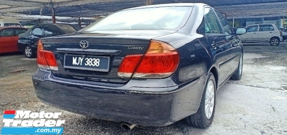 2006 TOYOTA CAMRY 2.0 G Come with Nic1 UNCLE OWNER TIP TOP CONDITION