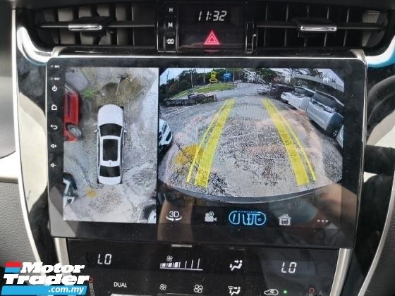 2018 TOYOTA HARRIER 2.0 NON TURBO 360 Cameras Pre Crash Lane Keeping Assist INC SST 3 YRS WARRANTY UNREG