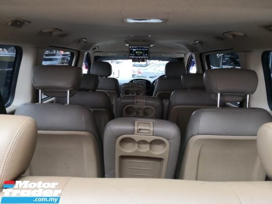 2012 HYUNDAI GRAND STAREX 2.5 ROYALE TRUE YEAR MADE 2012 CRDI Diesel Turbo 170 Bhp 12 Seater MPV