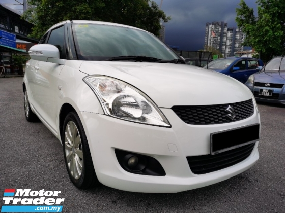2014 SUZUKI SWIFT 1.4 GLX (A) 1 OWNER - TIP TOP CONDITION - PERFACT
